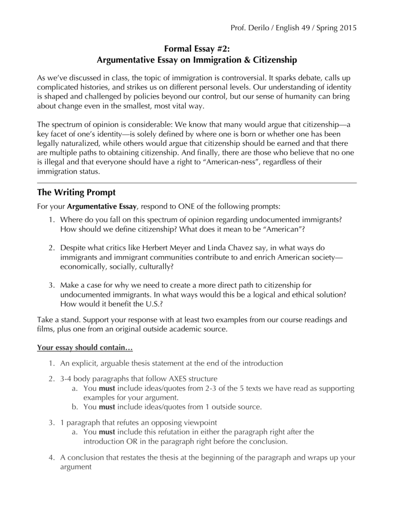 002 Essay About Immigration Example 008119758 1 Marvelous In Canada Causes The United States Full