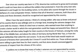 002 Essay About Veteransmorial Day Academic Examples Patriots Pen Example Whatans To Top What Memorial Means Me Contest