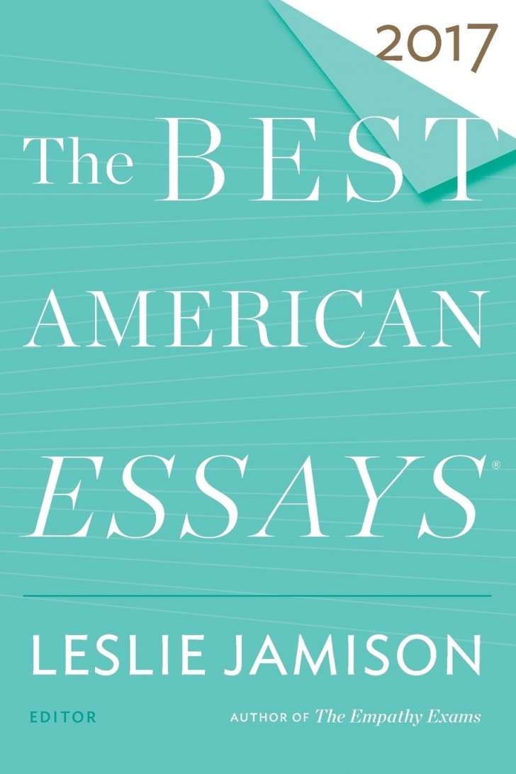 002 Essay Example 61tzl Nruvl The Best American Essays Phenomenal 2016 Pdf Download Audiobook Sparknotes 728