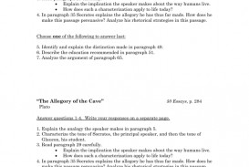 002 Essay Example Allegory Of The Cave 007034136 1 Amazing Conclusion Prompt Thesis