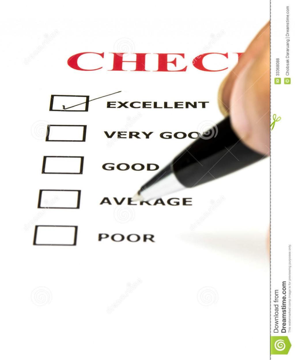 002 Essay Example Check List Survay Paper Close Up Angled Shot Survey Form Tick Excellent Box Customer Service Unique Checking Services Persuasive Checklist Pdf Checker Grammar Punctuation Free Large