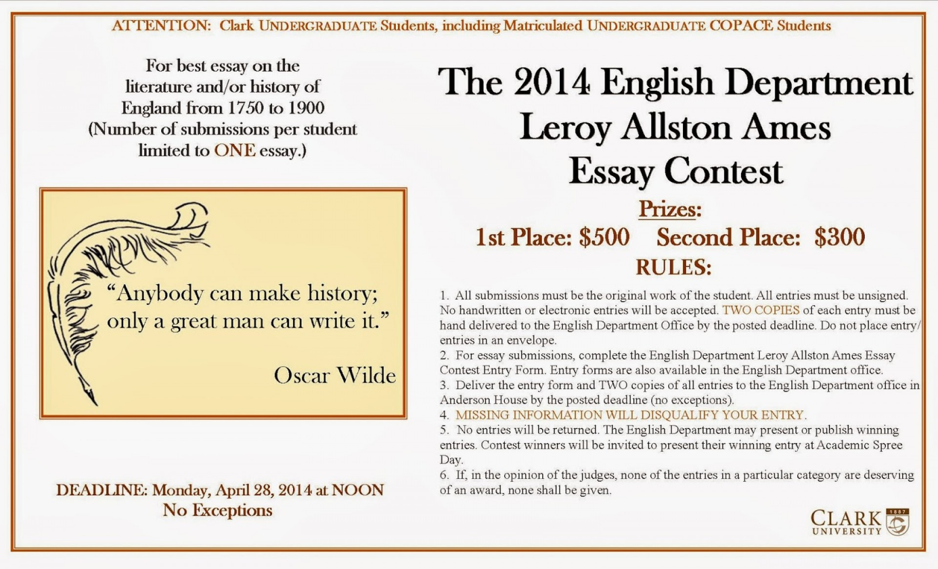 002 Essay Example Contests Imposing 2014 Maryknoll Contest Winners 1920