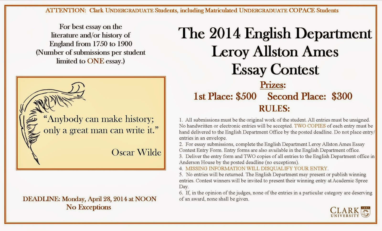002 Essay Example Contests Imposing 2014 Maryknoll Contest Winners Full