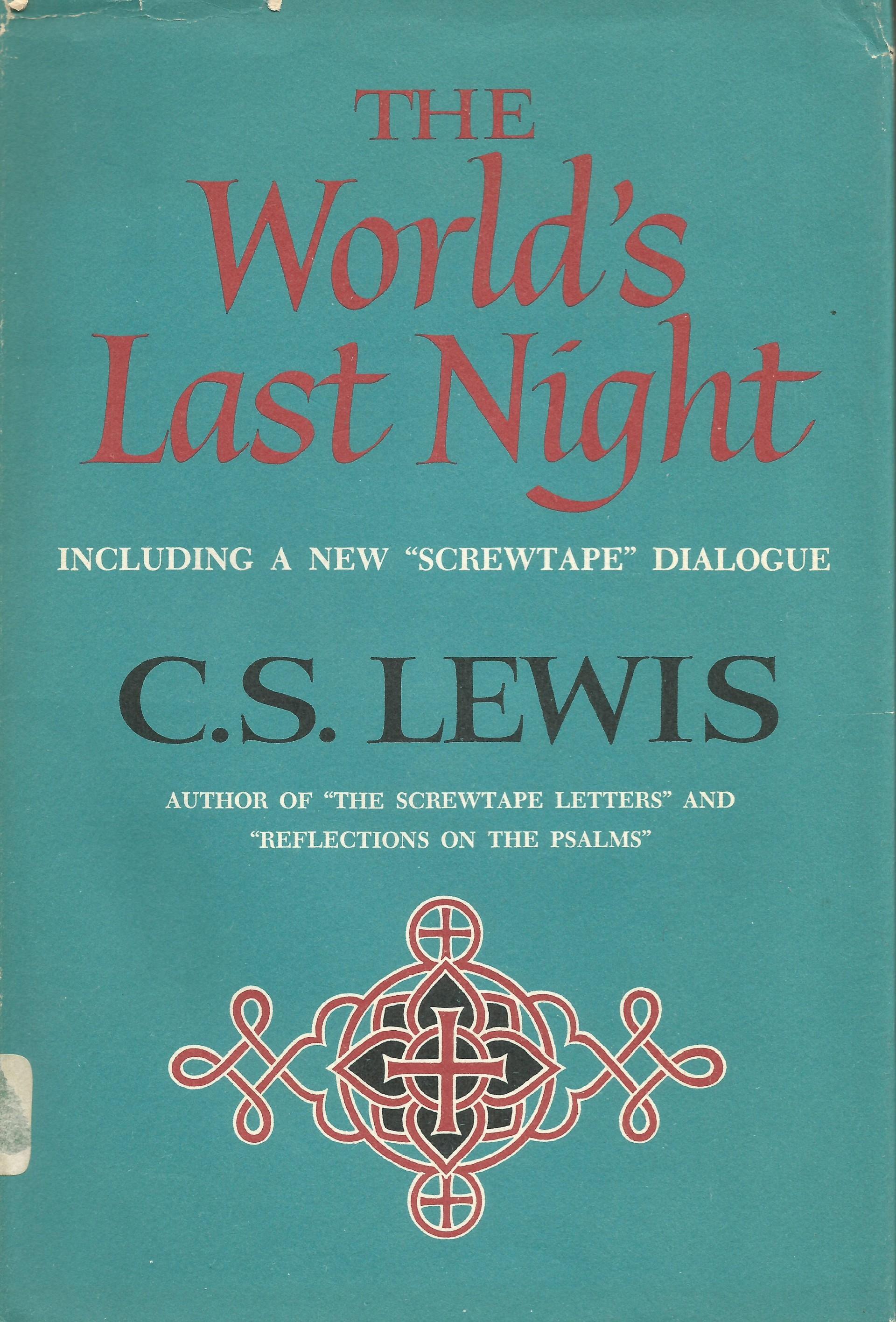 Cs lewis essays online