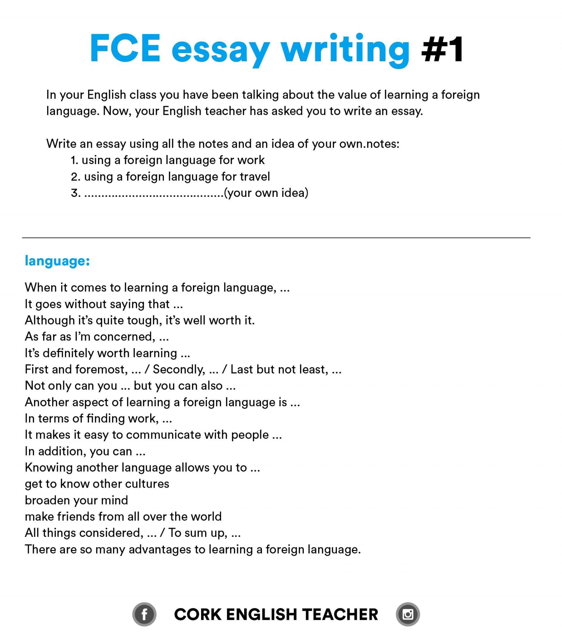 002 Essay Example English Writing Sample Essays Striking Creative 1920