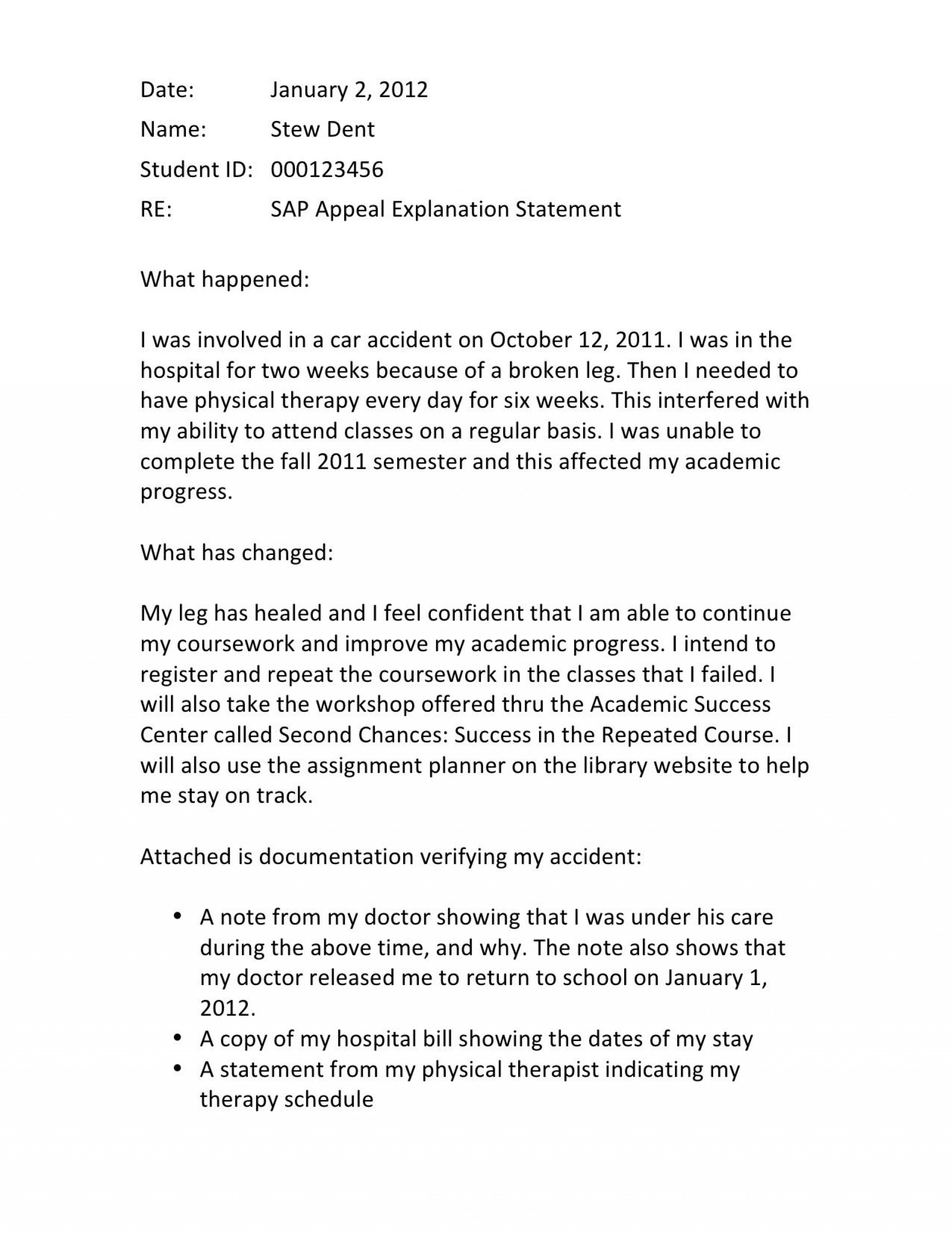 002 Essay Example Financial Aid Appeal Letter Essays Remarkable Examples Sap 1920