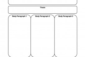 002 Essay Example Five Paragraph Graphic Wonderful Organizer 5 Middle School Doc