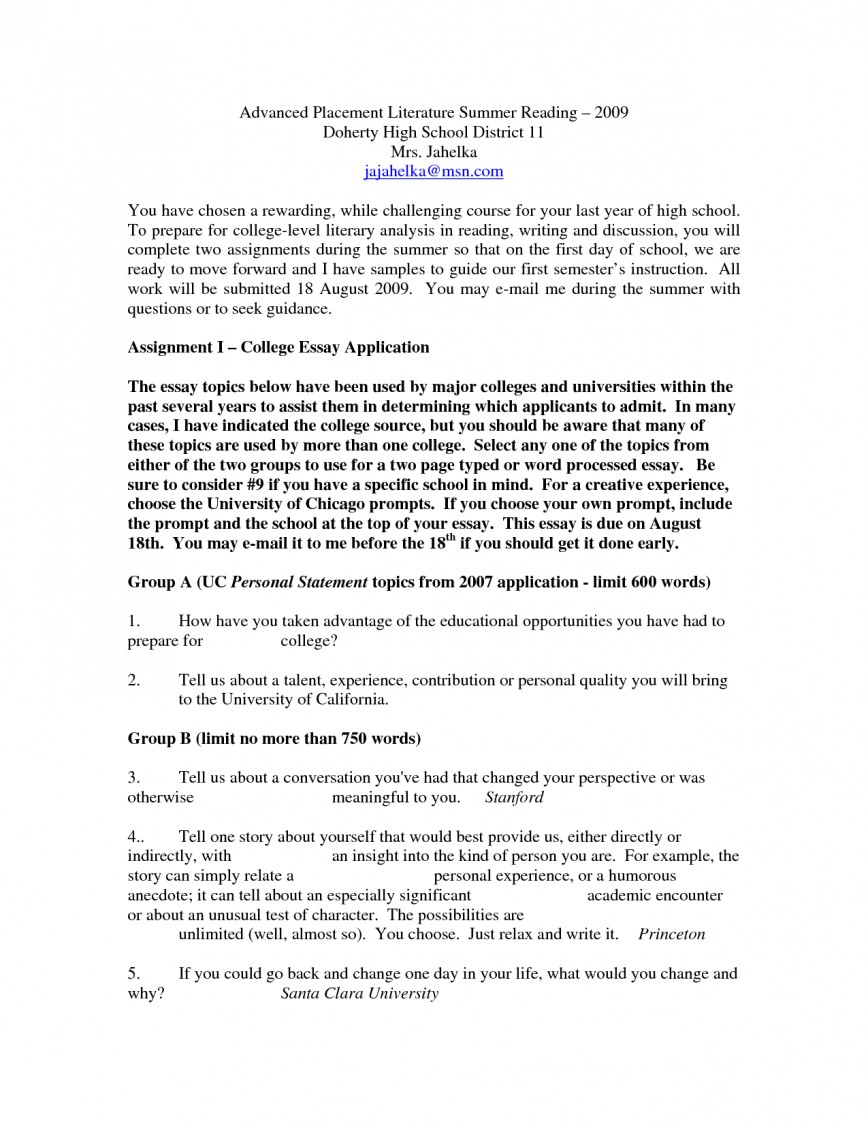 Wonder Of Science Essay  Thesis For Compare And Contrast Essay also Public Health Essays Impressive High School Application Essay  Thatsnotus Business Law Essay Questions