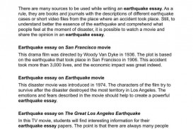 002 Essay Example Haiti Earthquake Conclusion Poemsrom Co For Studen Students Questions School Impressive On Occurred In India During 2011-12 English Hindi
