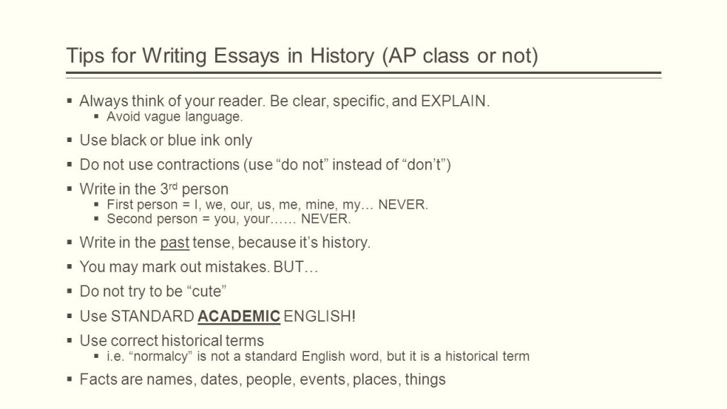 002 Essay Example How To Write Long The Question Ppt Video Online Download For Ap World Hi Fast Proposal Apush With Little Information Us History In One Night Dreaded A Periodization Good Comparative Large