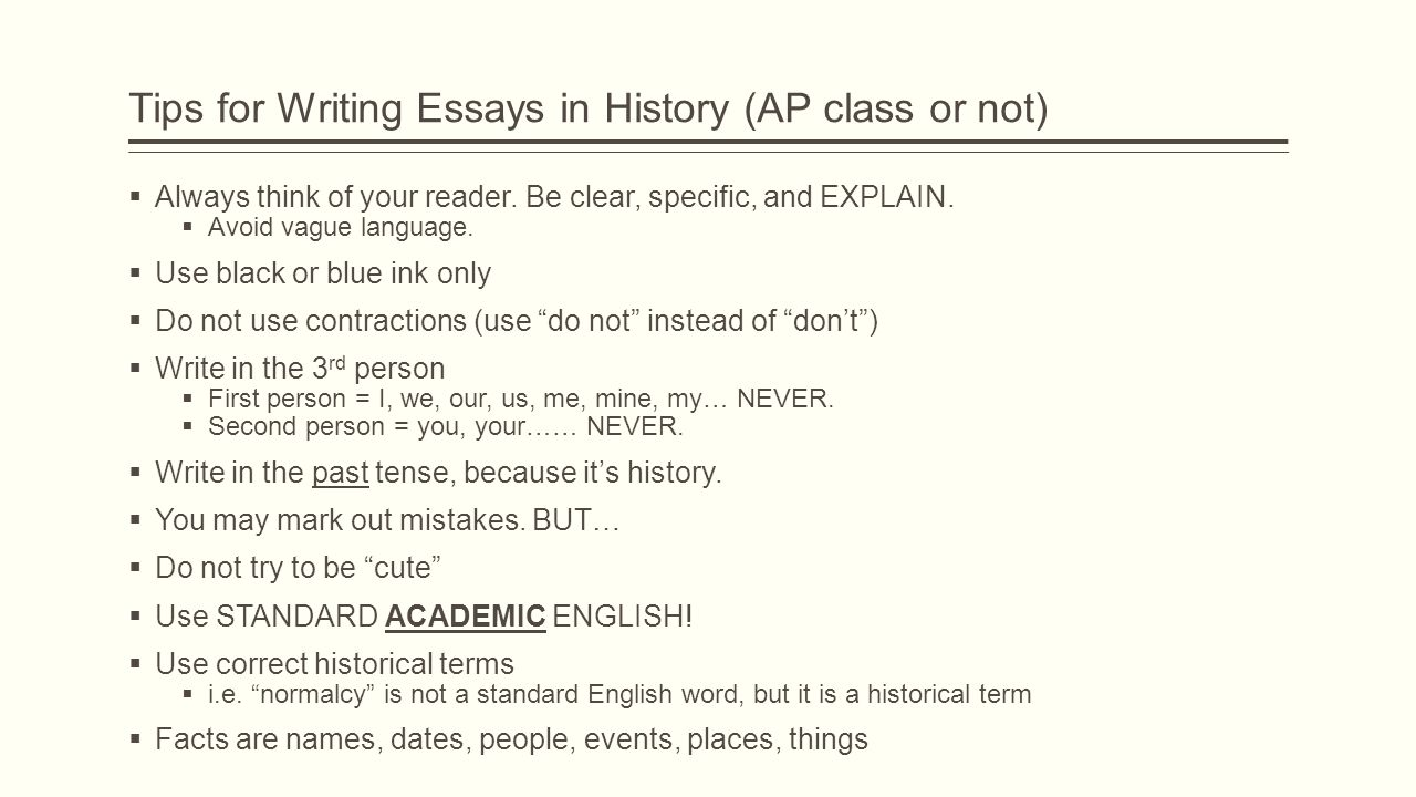 002 Essay Example How To Write Long The Question Ppt Video Online Download For Ap World Hi Fast Proposal Apush With Little Information Us History In One Night Dreaded A Periodization Good Comparative Full