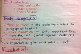 002 Essay Example Img 2665 Unique Literary Rubric 4th Grade Conclusion Writing A