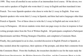 002 Essay Example In Spanish Direct Vs Translated Writing What Students Do And The Google Translate Pa Write Your My Teaching Essays Phrases How To An About Yourself Unbelievable On University Language Examples Does Mean Slang