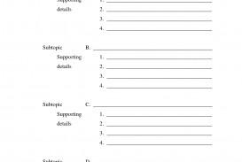 002 Essay Example Informative Graphic Organizer Fascinating Free Informational Pdf 6th Grade