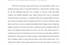 002 Essay Example Informative Sample Collage Unbelievable Examples