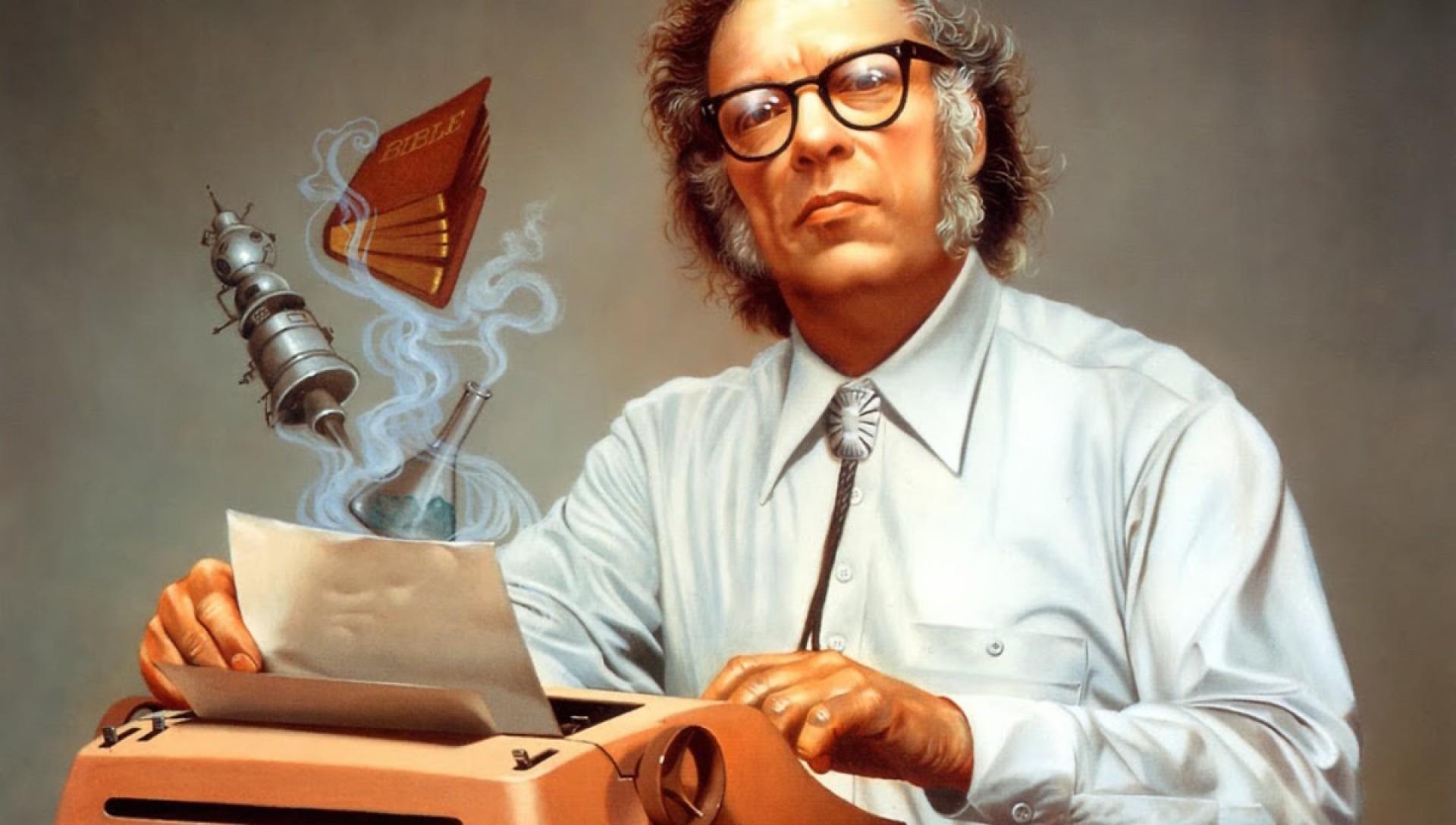002 Essay Example Isaac Asimov Essays Rowena Awful On Creativity Intelligence 1920
