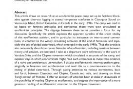 002 Essay Example Largepreview Chipko Imposing Movement In Kannada Language Hindi Andolan