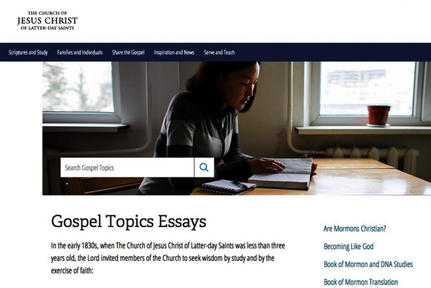 002 Essay Example Lds Unbelievable Essays Dna Book Of Mormon