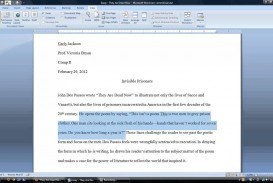 002 Essay Example Maxresdefault How To Cite Poem In Outstanding A An Put Block Quote Mla Properly Apa