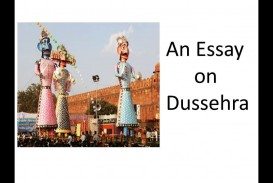 002 Essay Example Maxresdefault On Dussehra Festival In Surprising English