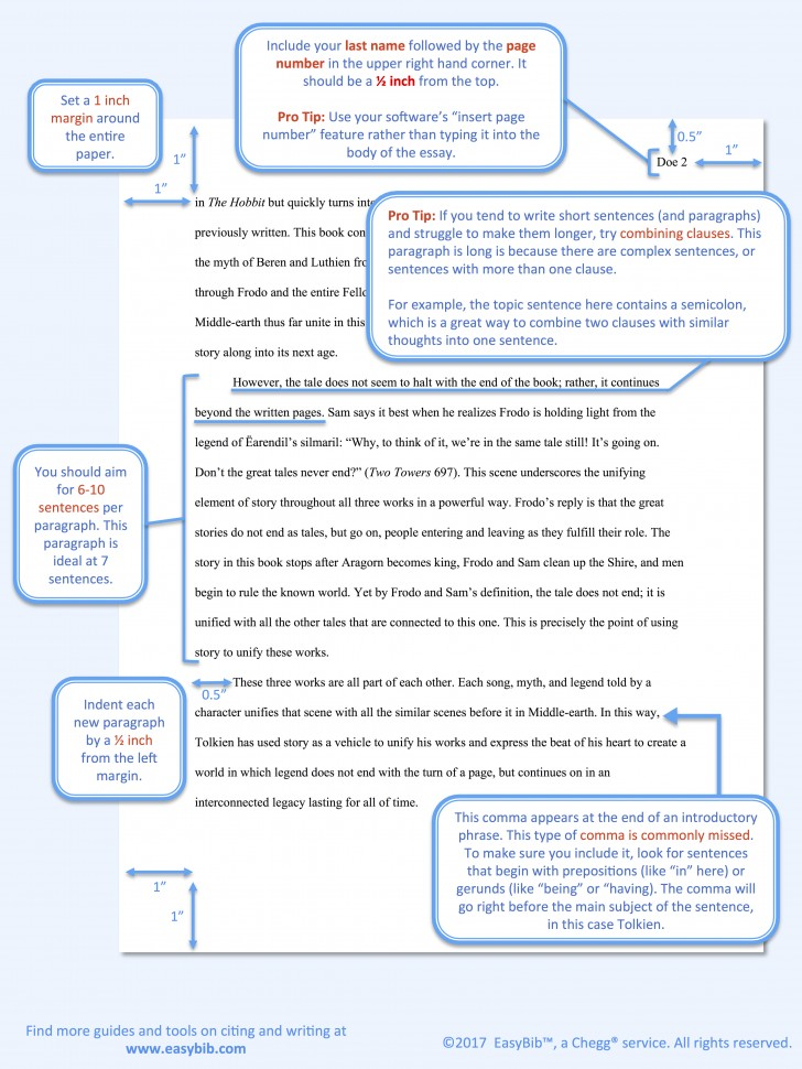002 Essay Example Model Mla Paper What Is Format For Unique Essays A Narrative With Cover Page 728