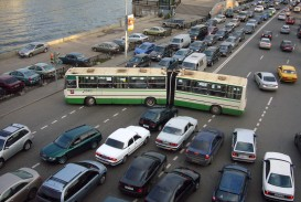 002 Essay Example Moscow Traffic Congestion Jpg On Road Accident Imposing Wikipedia