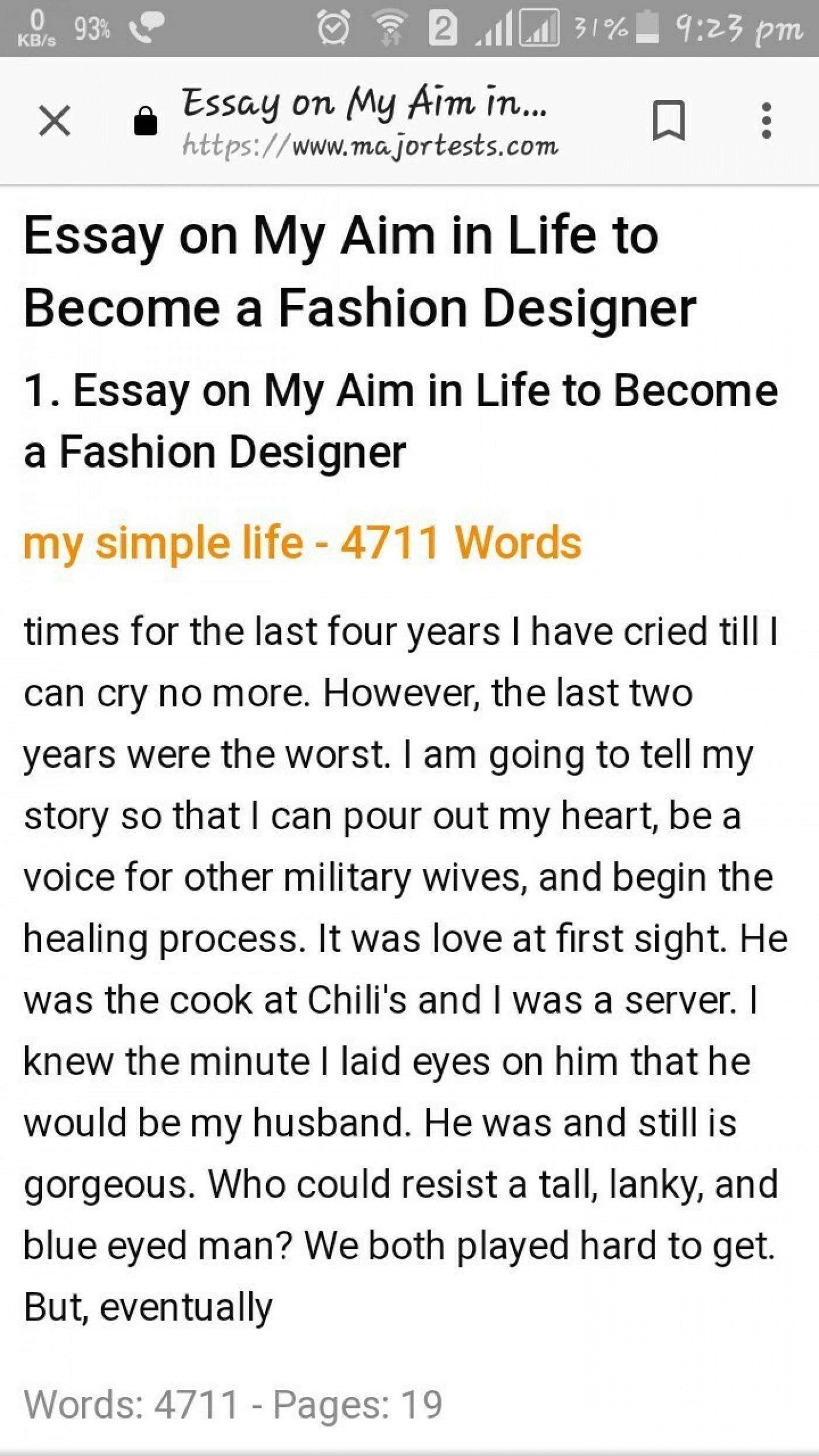 001 Essay On Fashion Design Example Thatsnotus