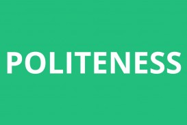 002 Essay Example On Politeness In Students Dreaded 320