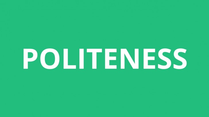 002 Essay Example On Politeness In Students Dreaded 728