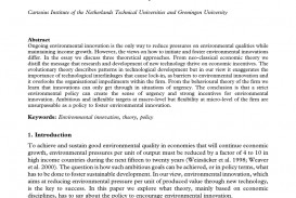 002 Essay Example On Sustainable Development And Environment Shocking Conservation