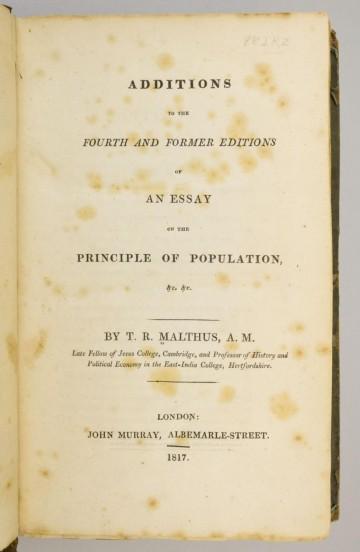 002 Essay Example On The Principle Of Population 5337830061 2 Singular Malthus Sparknotes Thomas Main Idea 360