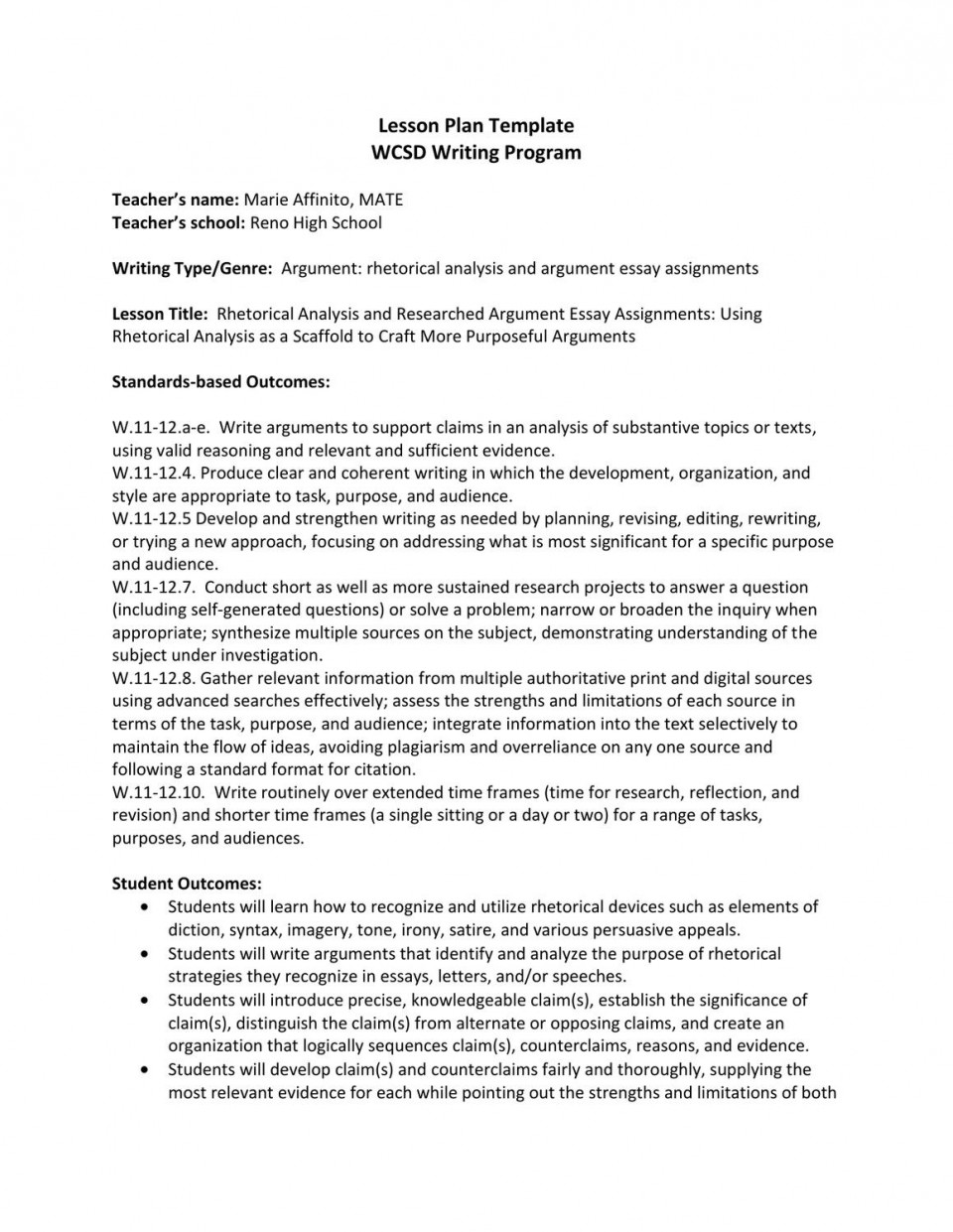 002 Essay Example Page 1 Why Do Authors Use Rhetorical Devices In Frightening Essays Brainly 960