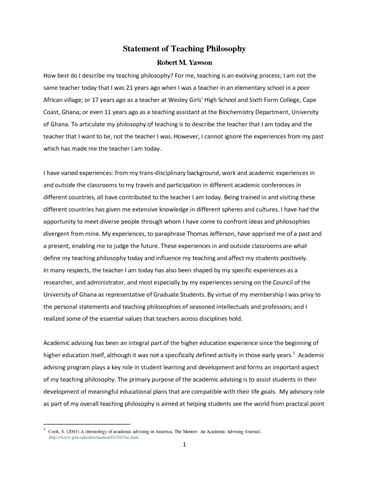 002 Essay Example Personal Stupendous Opinion Definition Topics Common App Format For High School 728