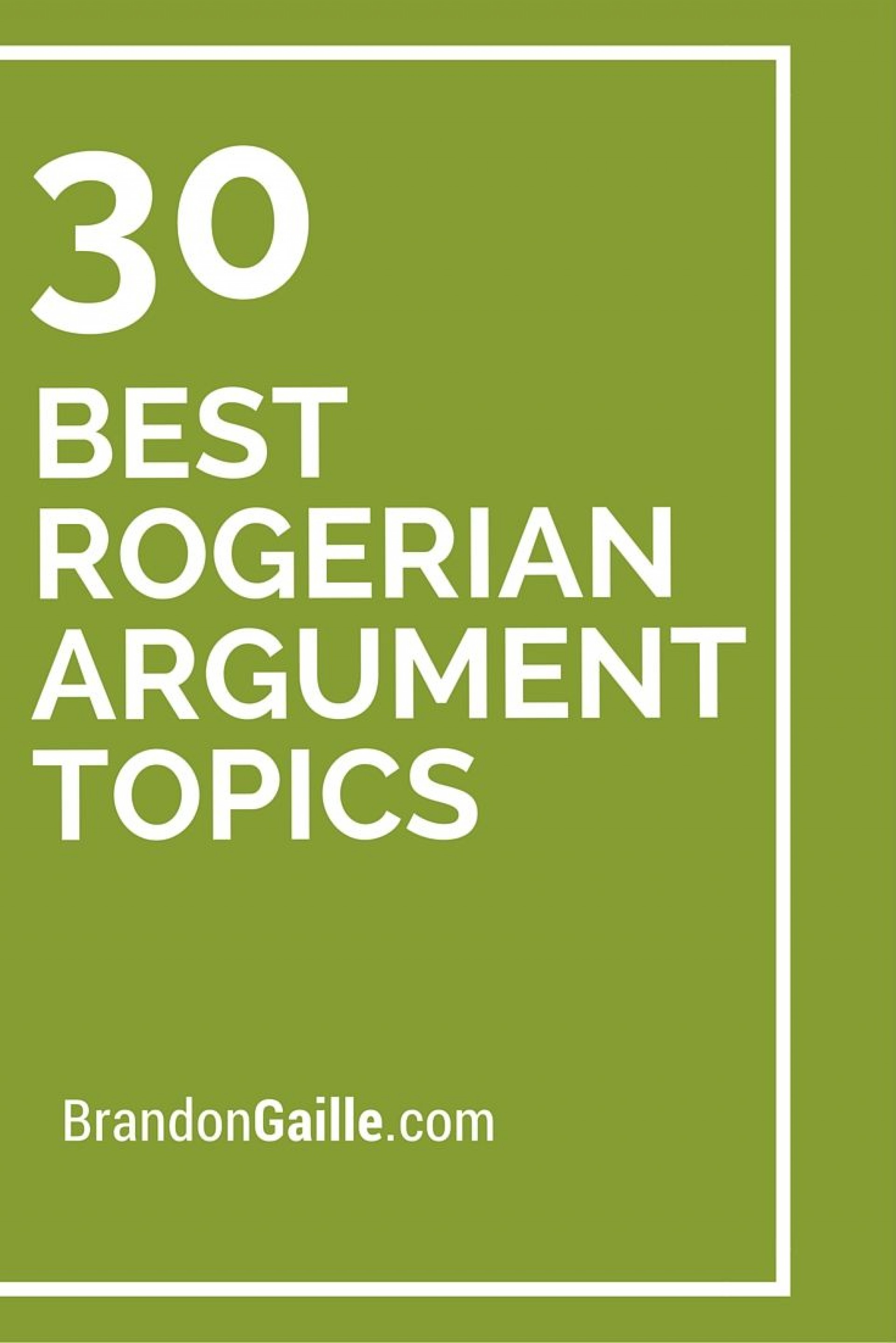 002 Essay Example Rogerian Argument Topics Formidable Topic Ideas 1920