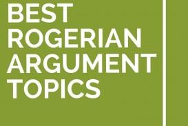 002 Essay Example Rogerian Argument Topics Formidable Topic Ideas