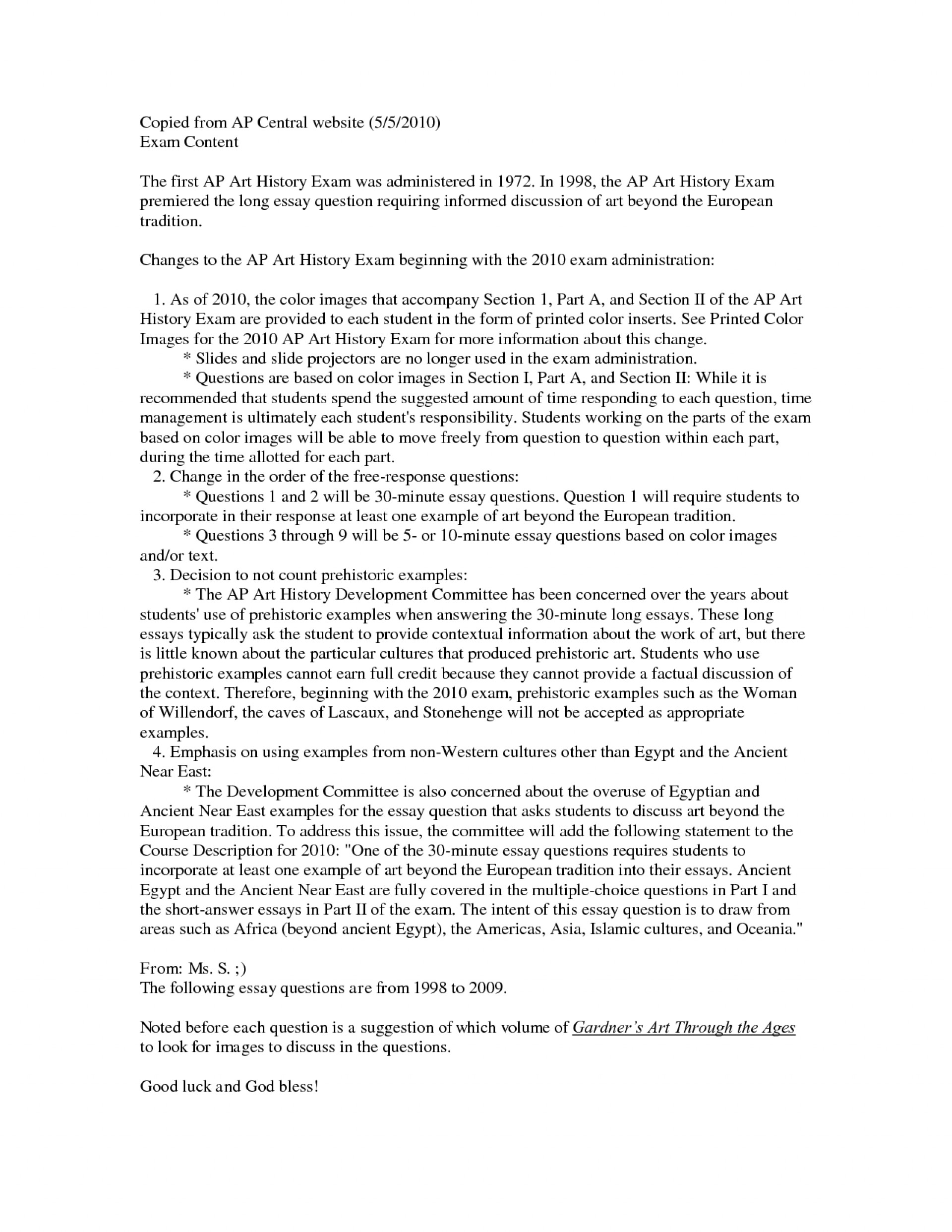 002 Essay Example Sample Of Art History Writing L Beautiful Introduction Pdf A Level 1920