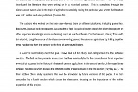 002 Essay Example Sample Paraphrase My What Is In Magnificent A An