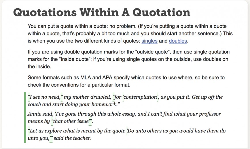 002 Essay Example Screen Shot At Pm How To Use Quotes In Fearsome An Include Apa Format Analytical