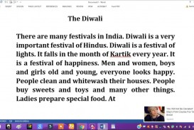 002 Essay Example Simple On Diwali Striking For Class 1 My Favourite Festival