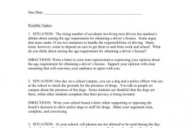 002 Essay Example Teenage Driving 008047511 1 Awesome Accidents Dangers Of Drunk