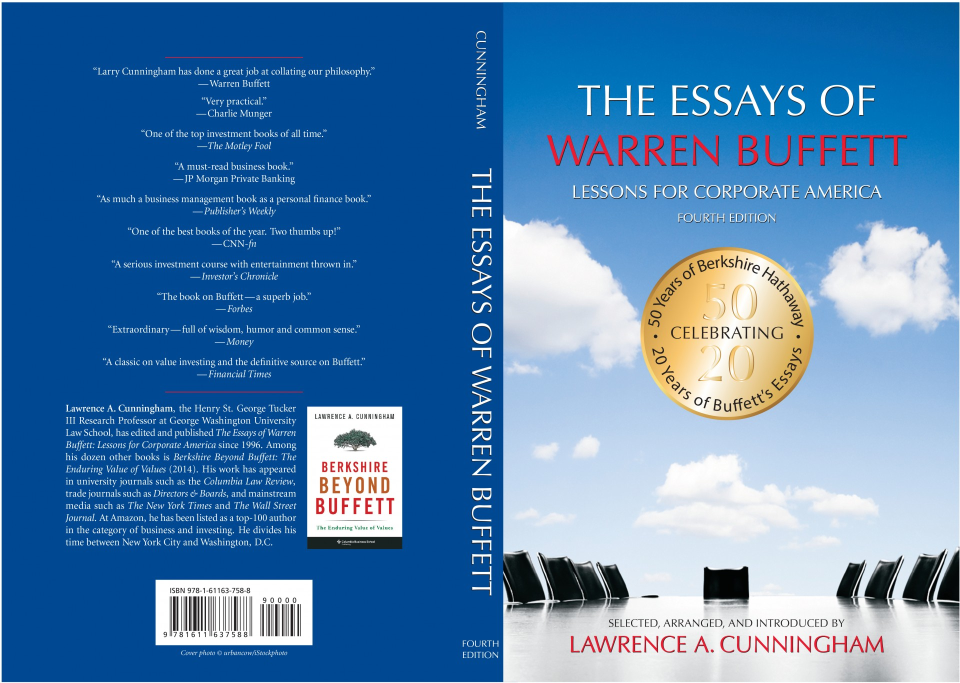 002 Essay Example The Essays Of Warren Buffett Lessons For Corporate Remarkable America Third Edition 3rd Second Pdf Audio Book 1920