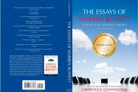 002 Essay Example The Essays Of Warren Buffett Lessons For Corporate Remarkable America Third Edition 3rd Second Pdf Audio Book