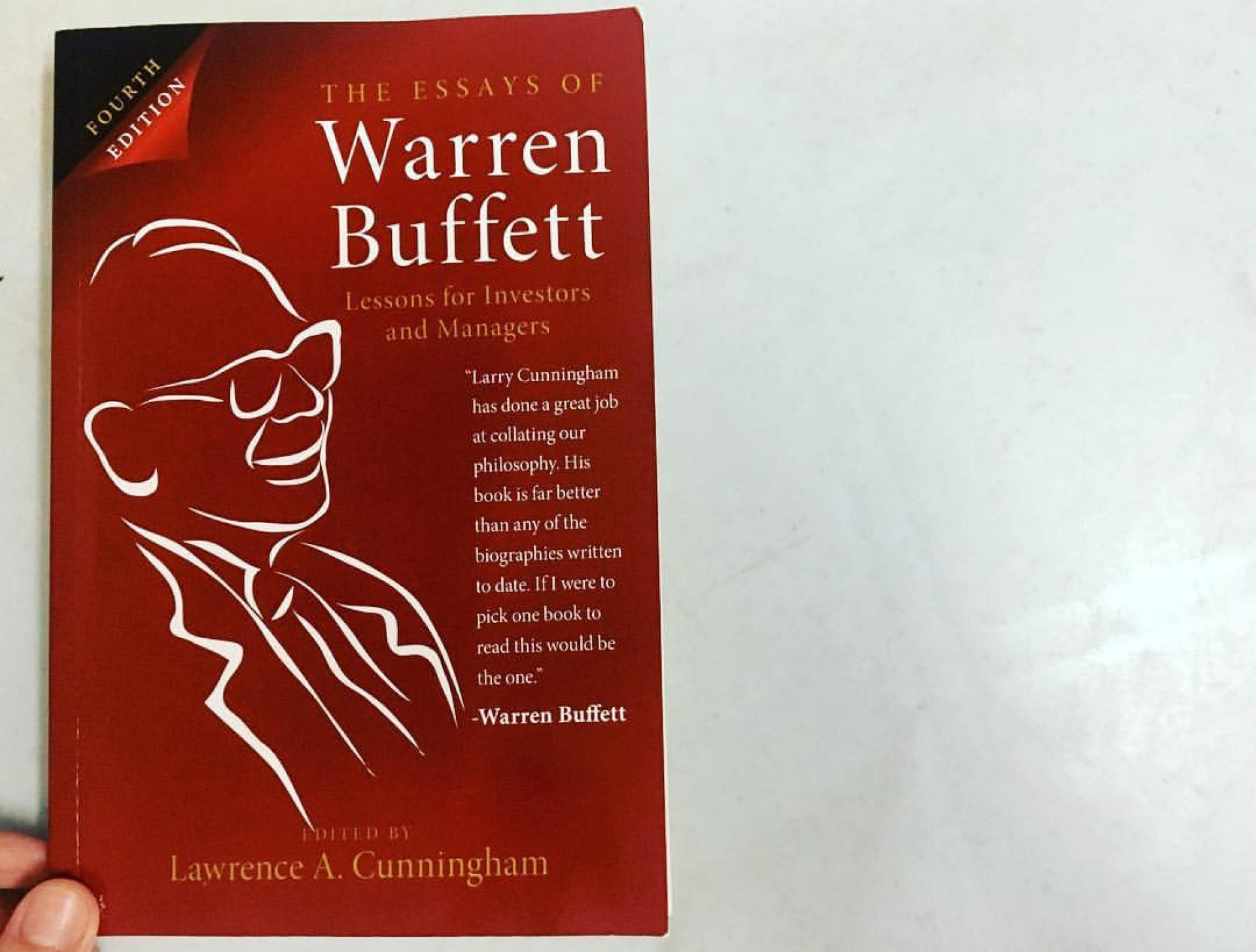 002 Essay Example The Essays Of Warren Buffett Lessons For Investors And Managers Striking 4th Edition Free Pdf 1920