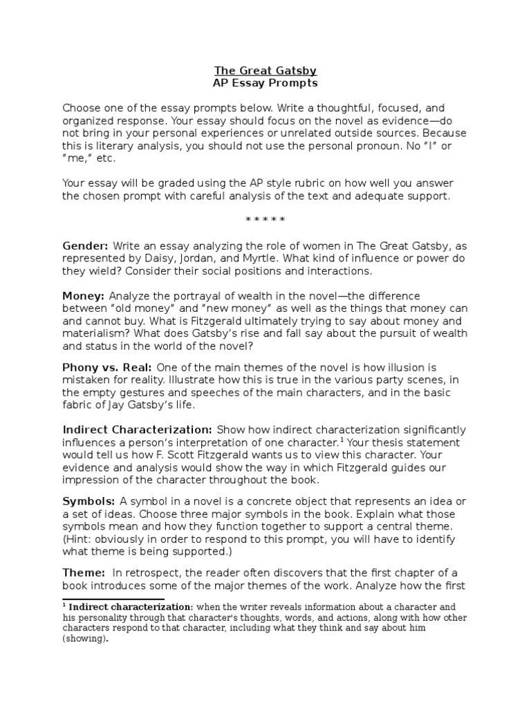 002 Essay Example The Great Gatsby Prompts 588d289cb6d87f2a538b490d Exceptional Topics American Dream Questions And Answers Research Full