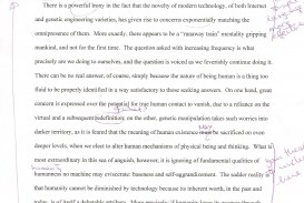 002 Essay Example What Does It Mean To Human Phenomenal Be Pdf Religion Anthropology 320