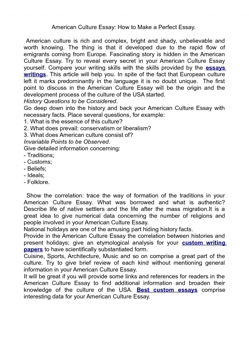 002 Essay Example What Is An American Stupendous Ideas Definition Crevecoeur Summary Large