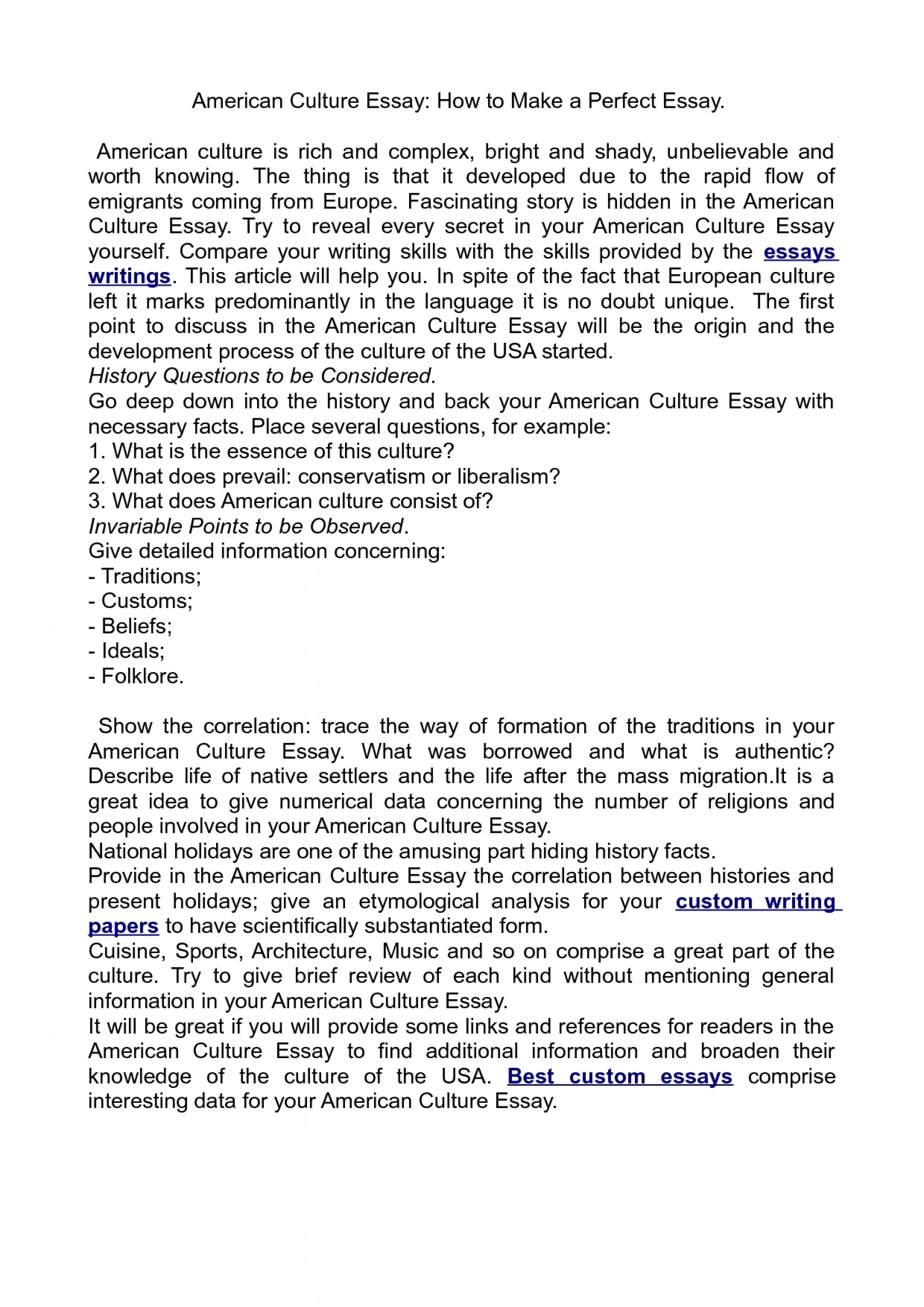 002 Essay Example What Is An American Stupendous Thesis Your Dream Ideas 1920