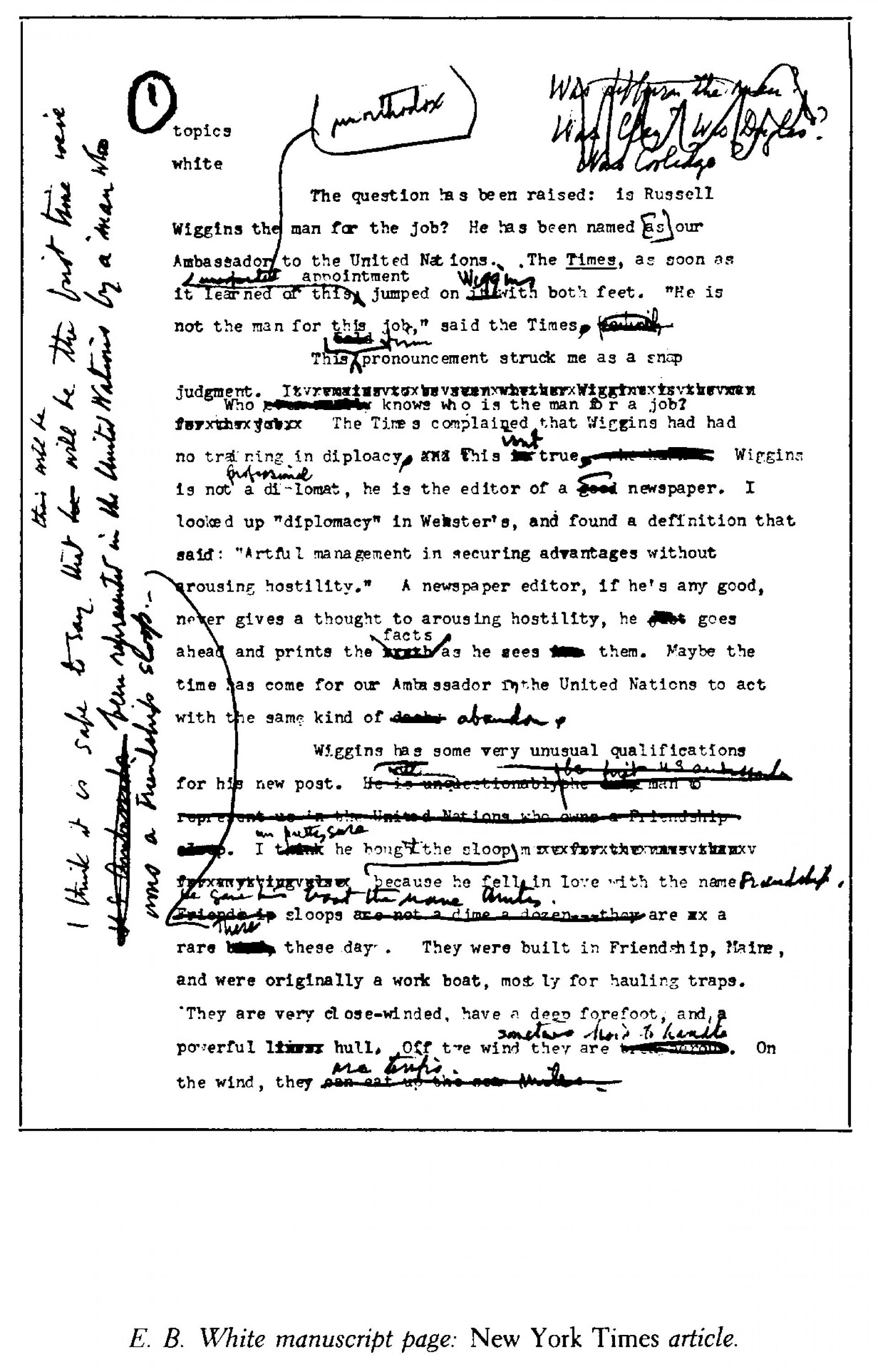 002 Essay Example White Unusual Eb Essays Summary Online Pdf 1920