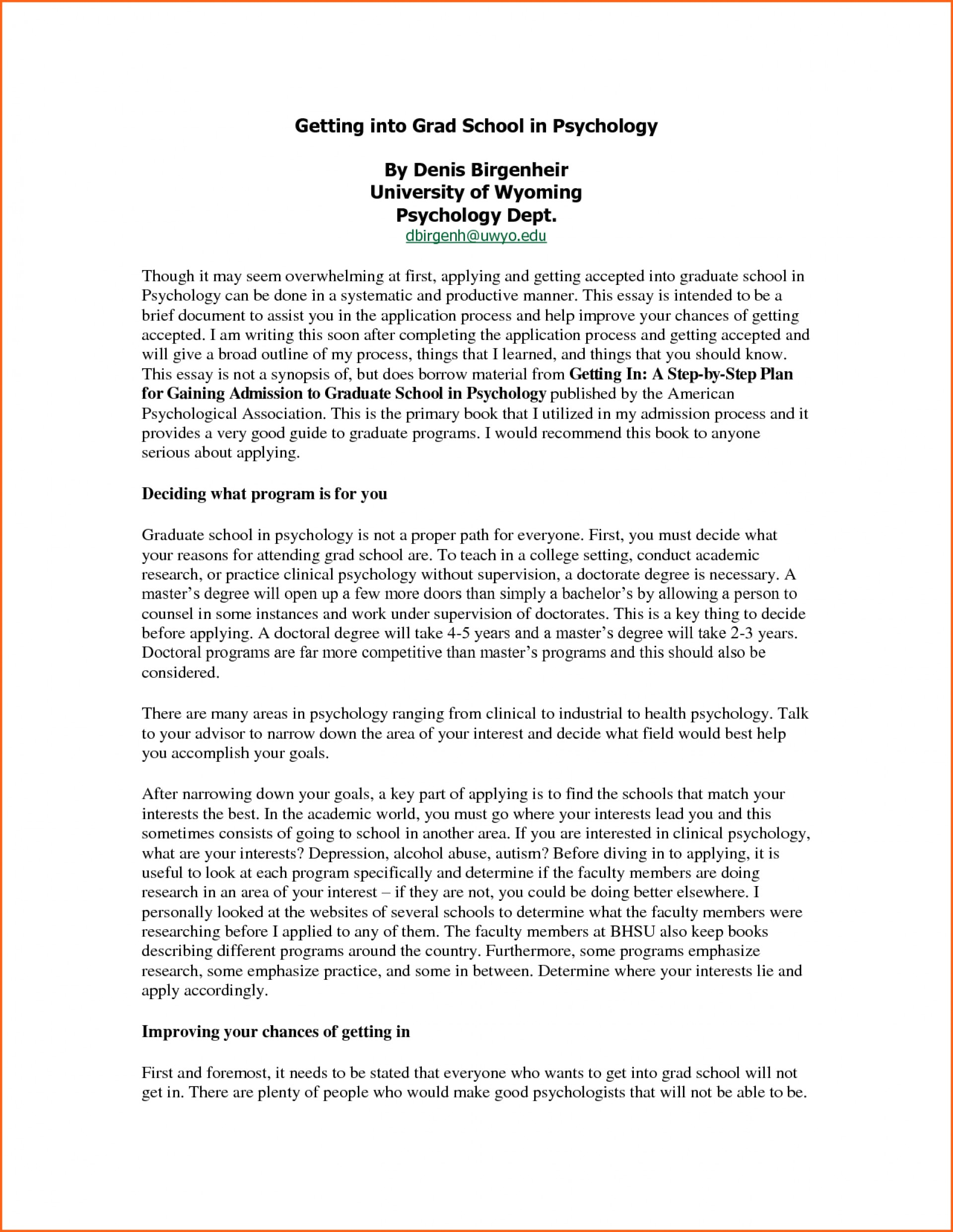 002 Essay For Graduate Admission Example College Application Examples Surprising Masters How To Write An Degree In Nursing 1920