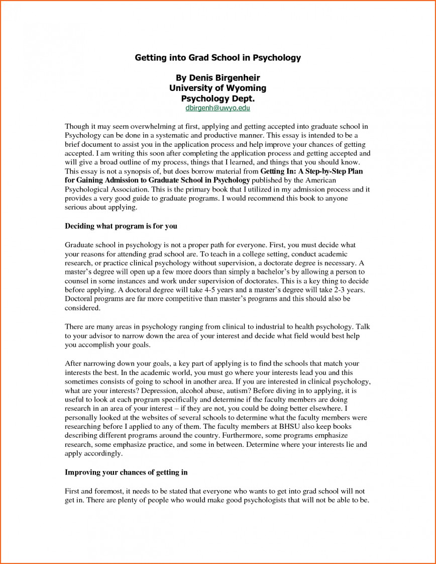002 Essay For Graduate Admission Example College Application Examples Surprising Nursing School Personal 868